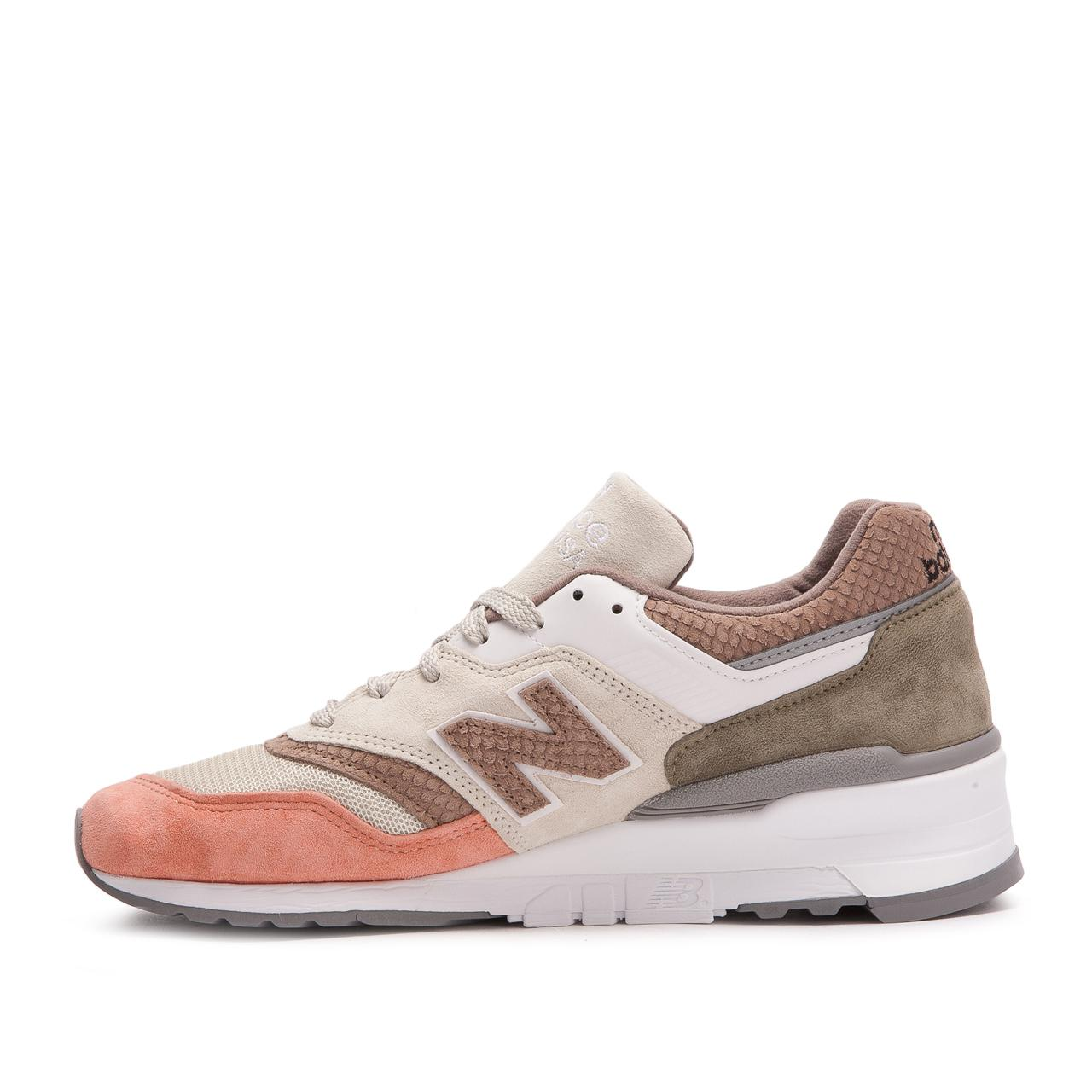 check out 32ca8 5291d New Balance Multicolor M 997 Csu Made In Usa for men