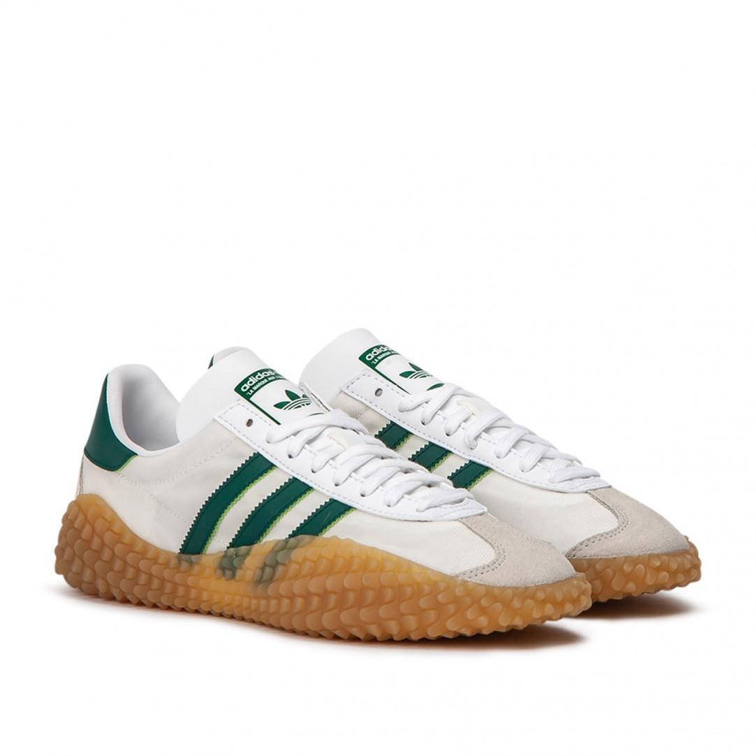 detailed look 92a6f ca63b adidas. Mens White Country X Kamanda