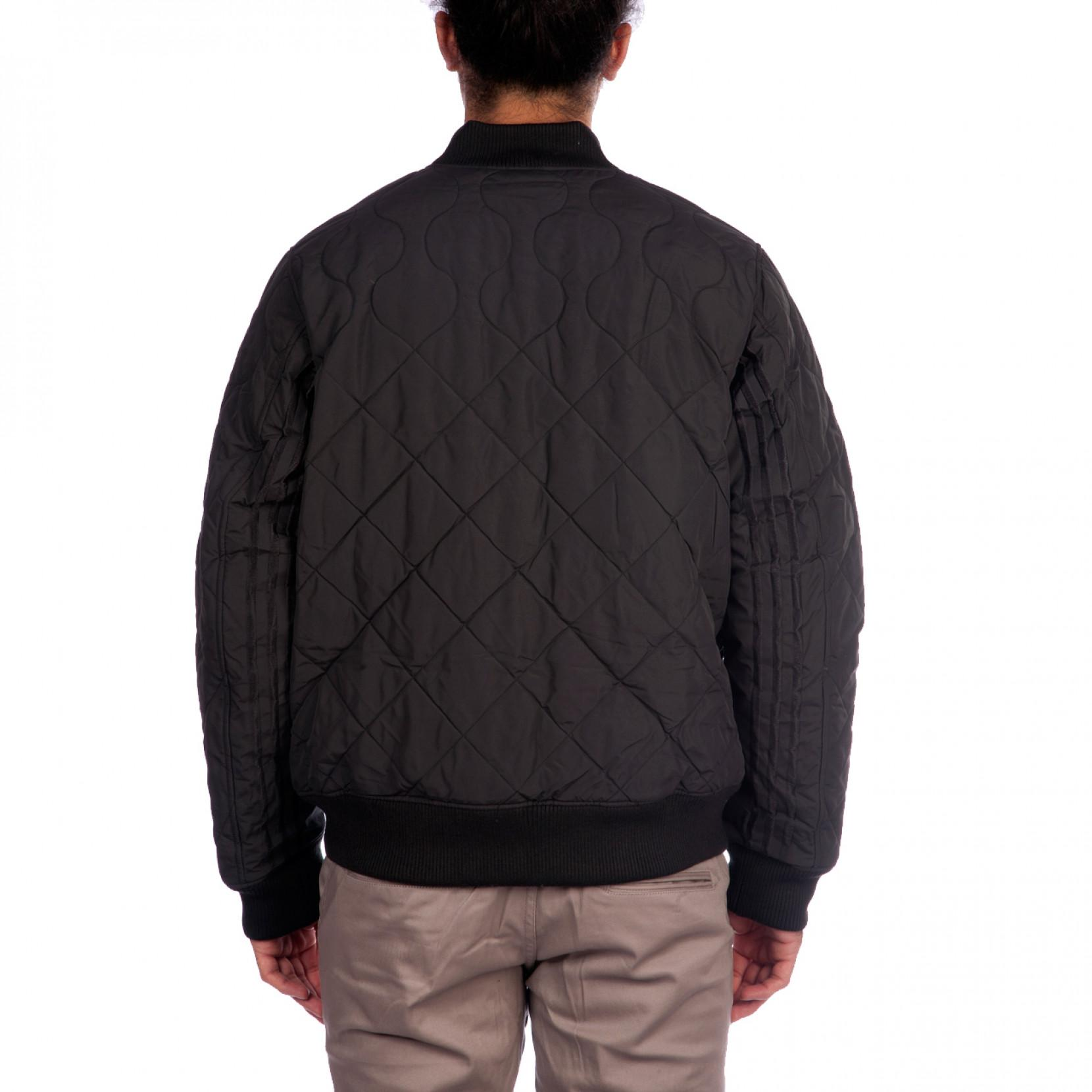 adidas X Wings And Horns Insulated Bomber Jacket in Black for Men
