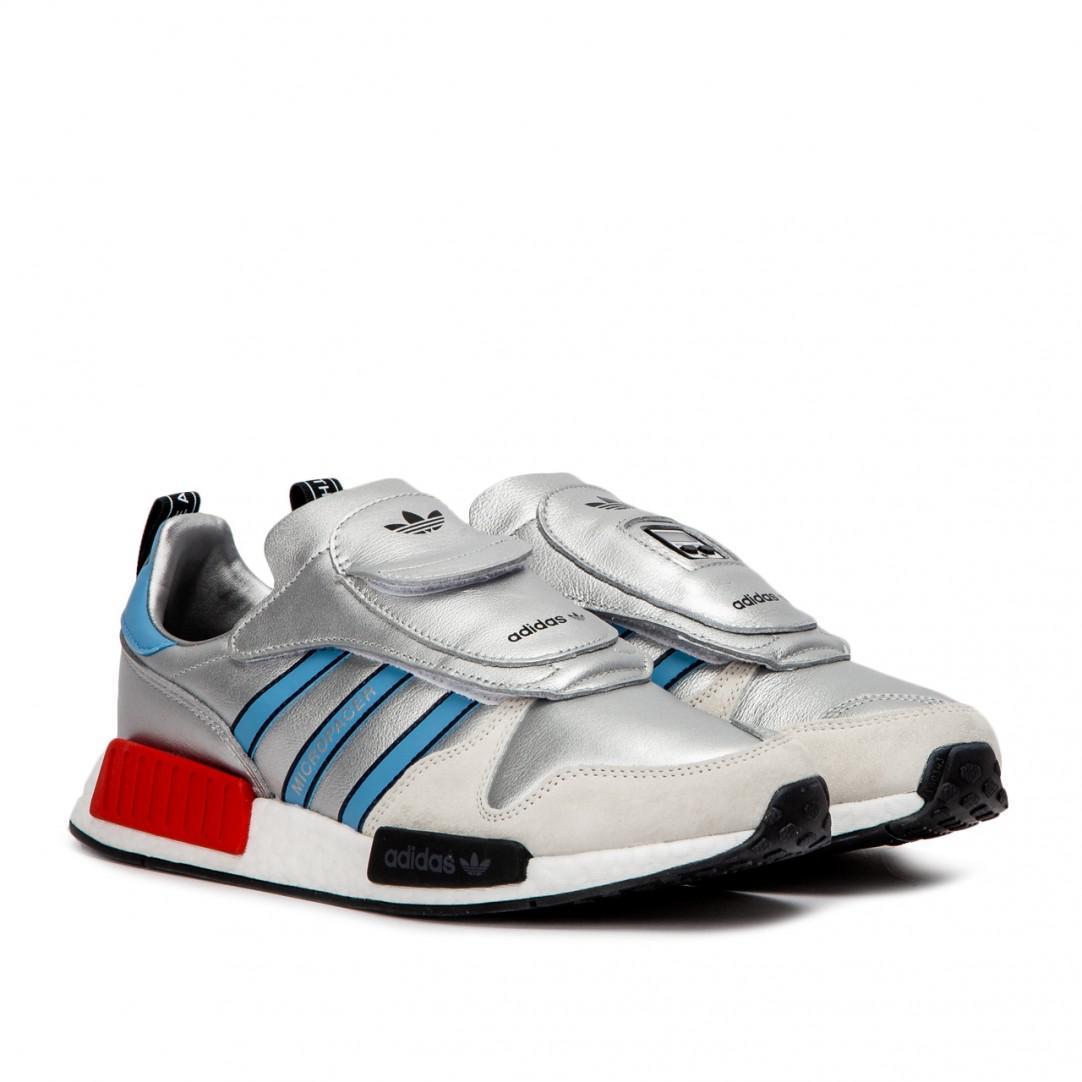 3836291baf626 Adidas - Metallic Micropacer X R1 for Men - Lyst. View fullscreen