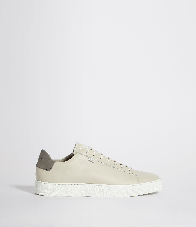 AllSaints Leather Sol Low Top Sneaker