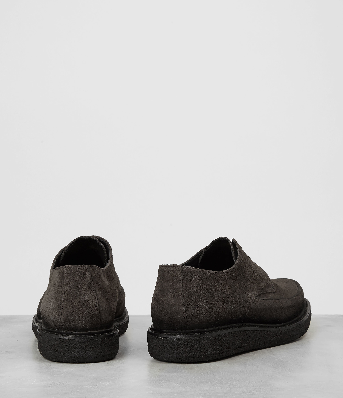 c211b10da78 AllSaints Lyric Shoe in Brown for Men - Lyst