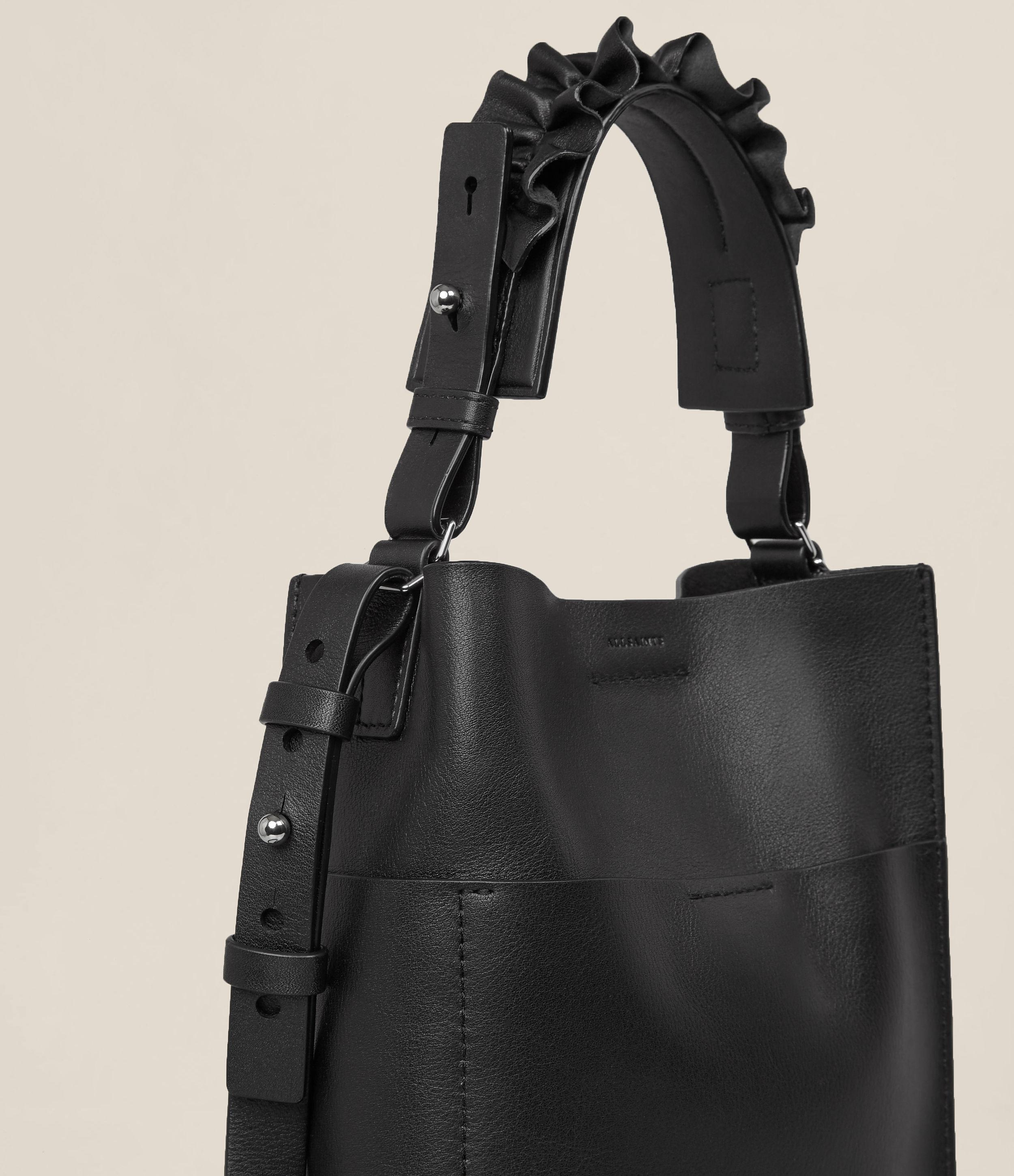 AllSaints Maya Mini North South Tote Limit Discount N8EUwem