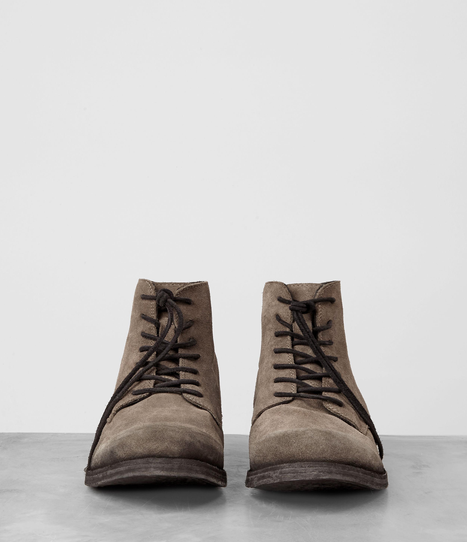Brown Pin For Allsaints Men Boot PwZTOkiuX