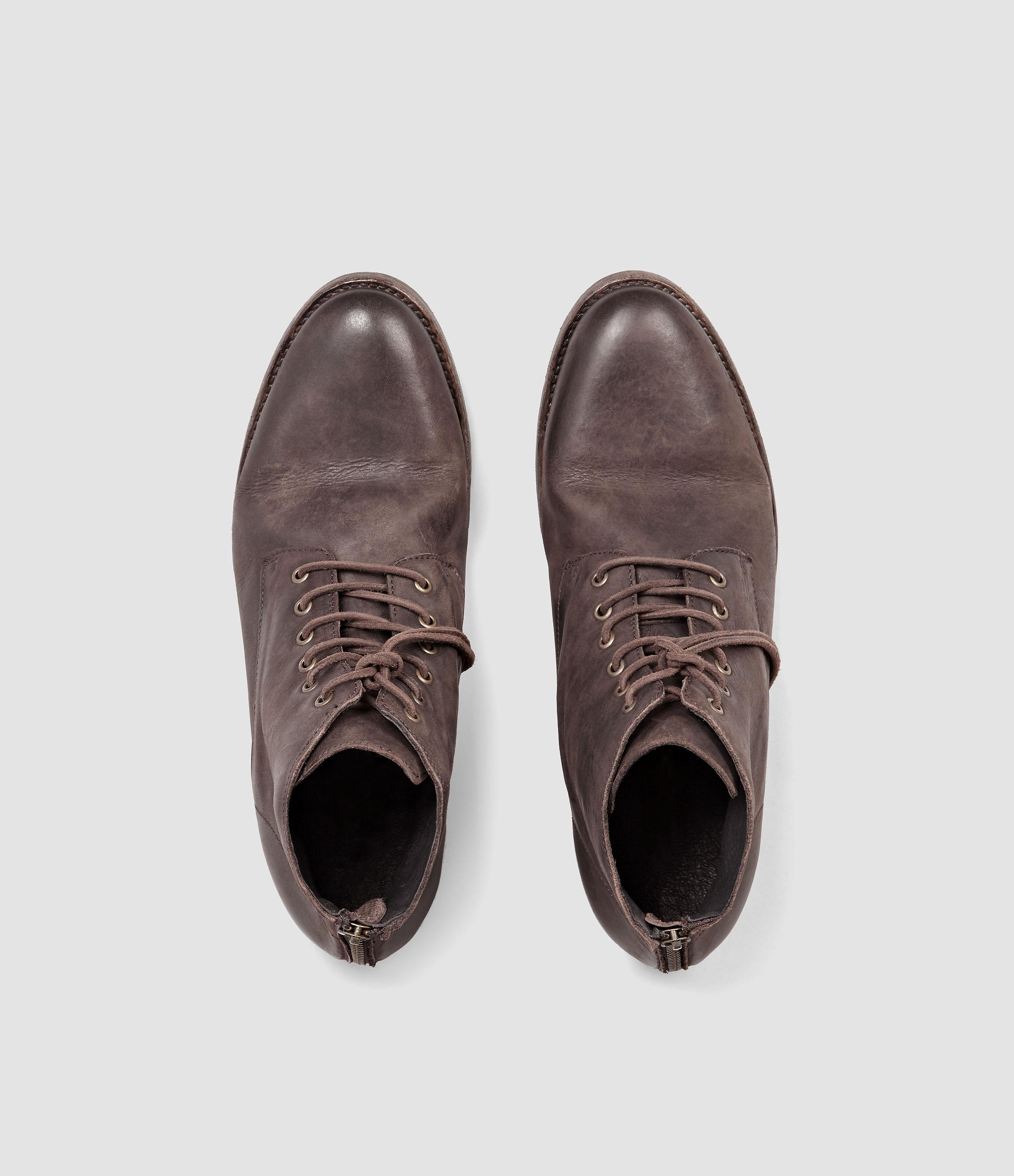 Allsaints Snare Boot Usa Usa In Brown Lyst