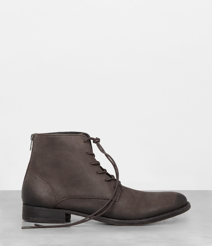 Allsaints Snare Zip Boot For Men Lyst