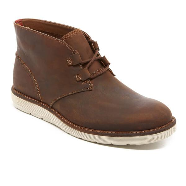 Clarks Fayeman Brown Shoes
