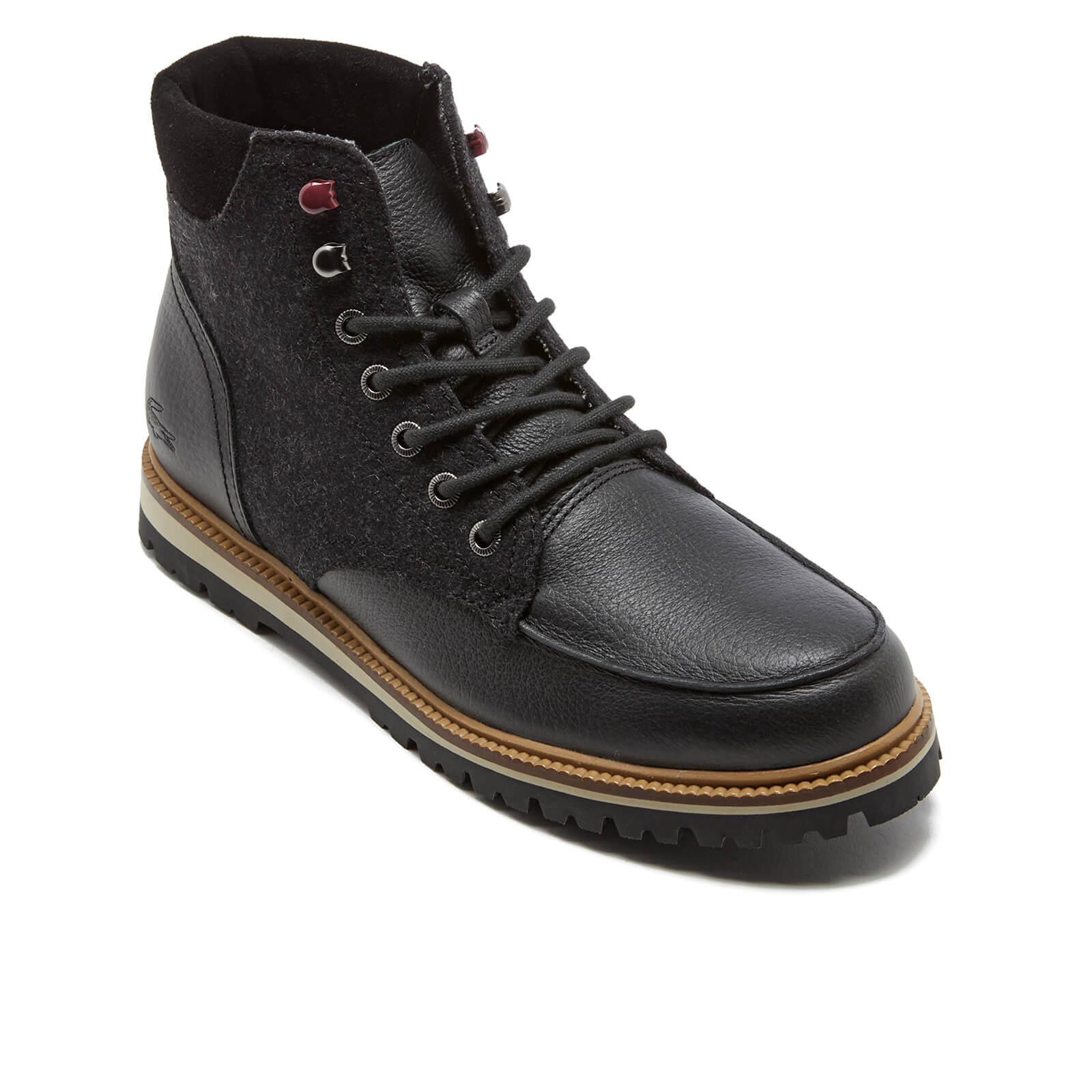 d6359b3468744d Lacoste - Black Men s Montbard 316 2 Boots for Men - Lyst. View fullscreen
