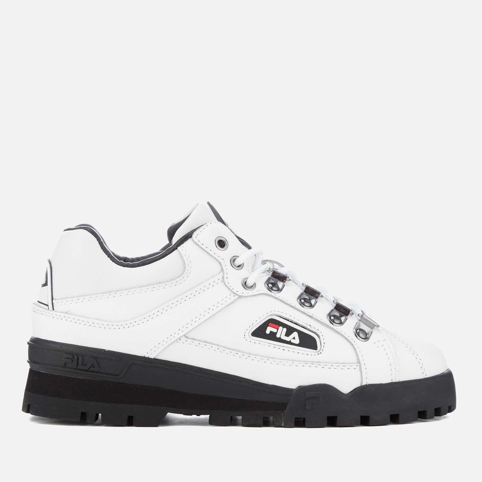 clearance best sale footaction for sale Fila Trail Blazer Boots In White for nice footlocker pictures yEIxw6s