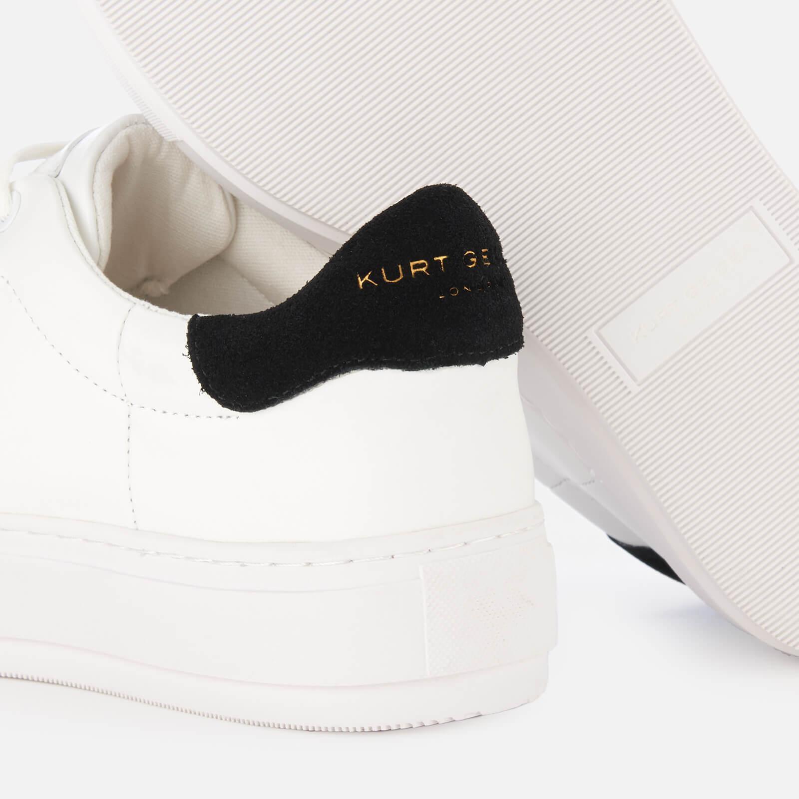 Kurt Geiger Laney Leather Flatform