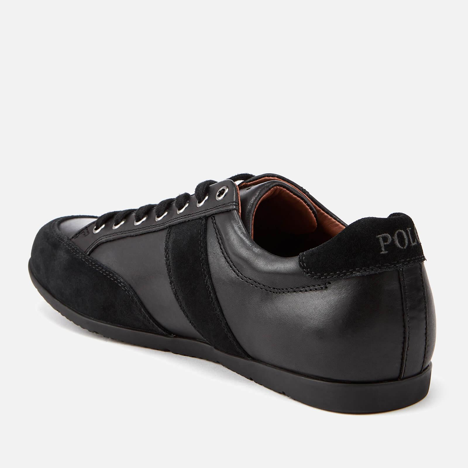 Polo Ralph Lauren Price Nappa/suede Low