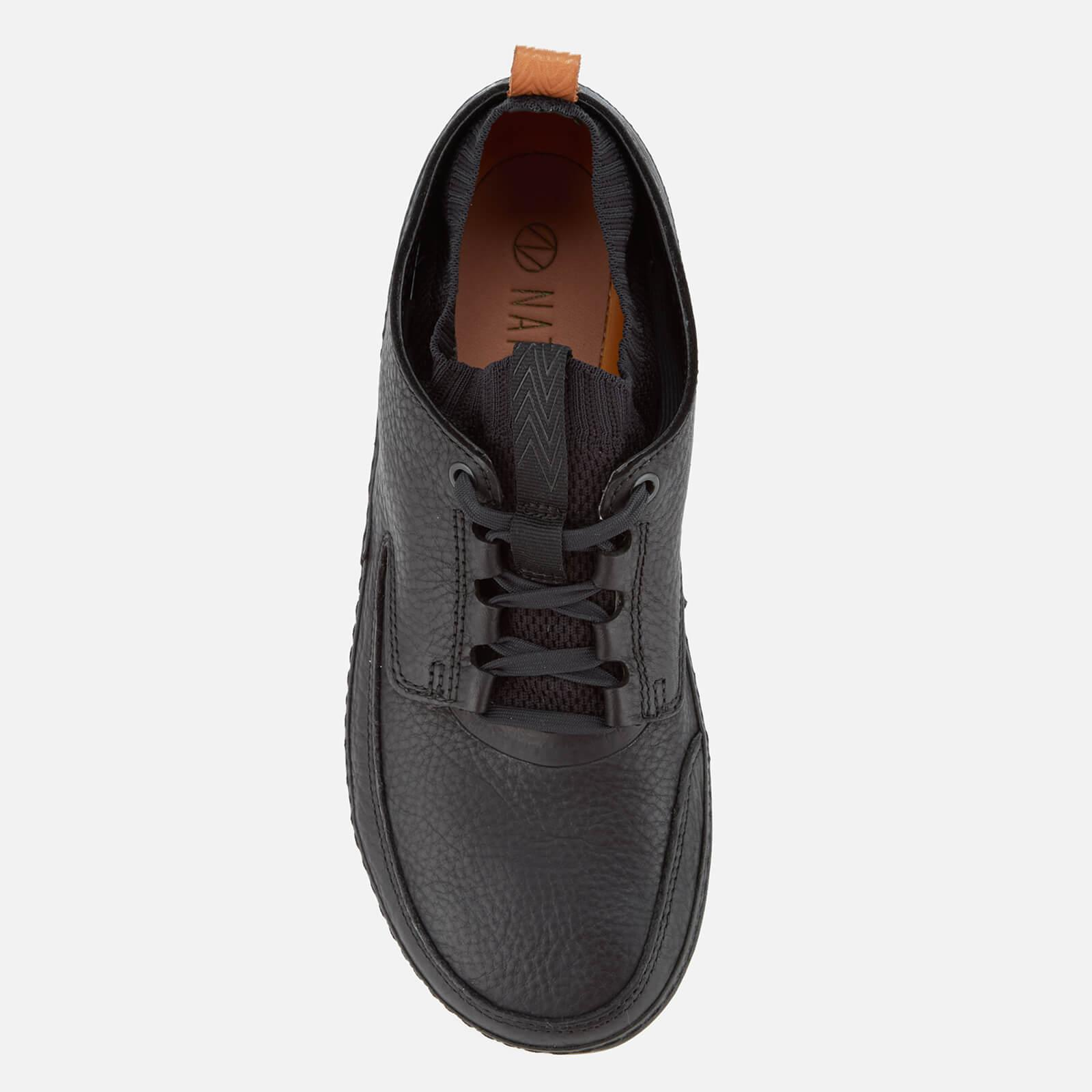 Clarks Men's Nature Iv Leather Lace Up Shoes in Black for Men