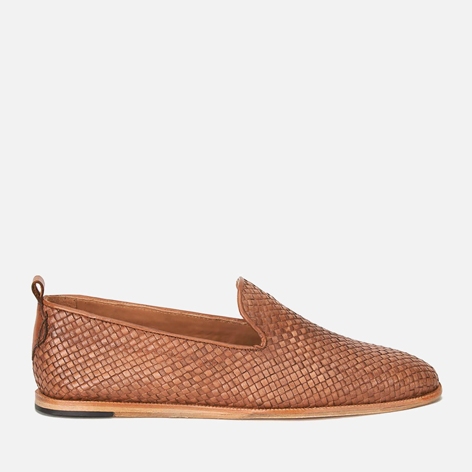e6b11901485247 Lyst - H by Hudson Men s Ipanema Weave Slip On Leather Shoes in ...