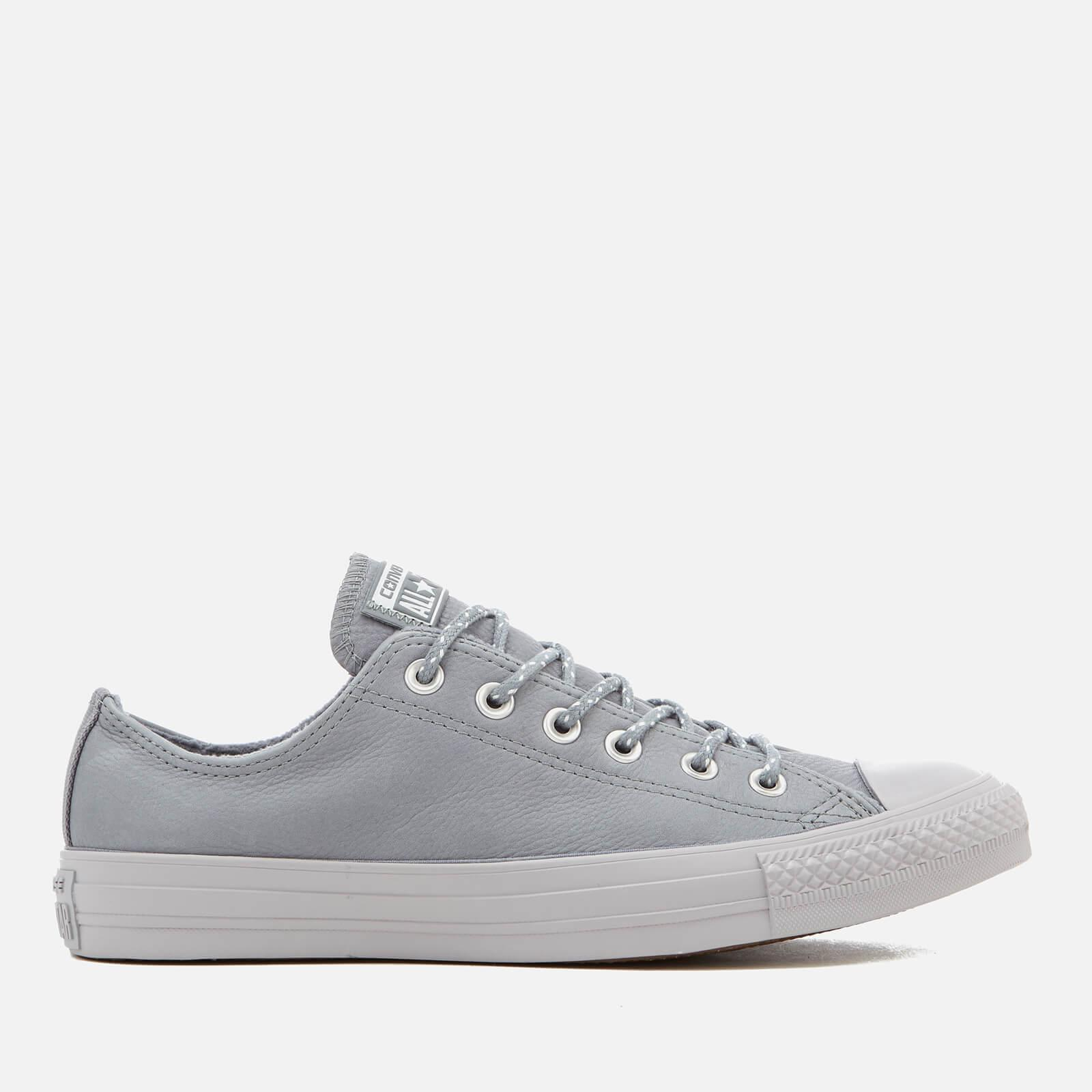 24cea5df4a99 Lyst - Converse Chuck Taylor All Star Ox Trainers in Gray .