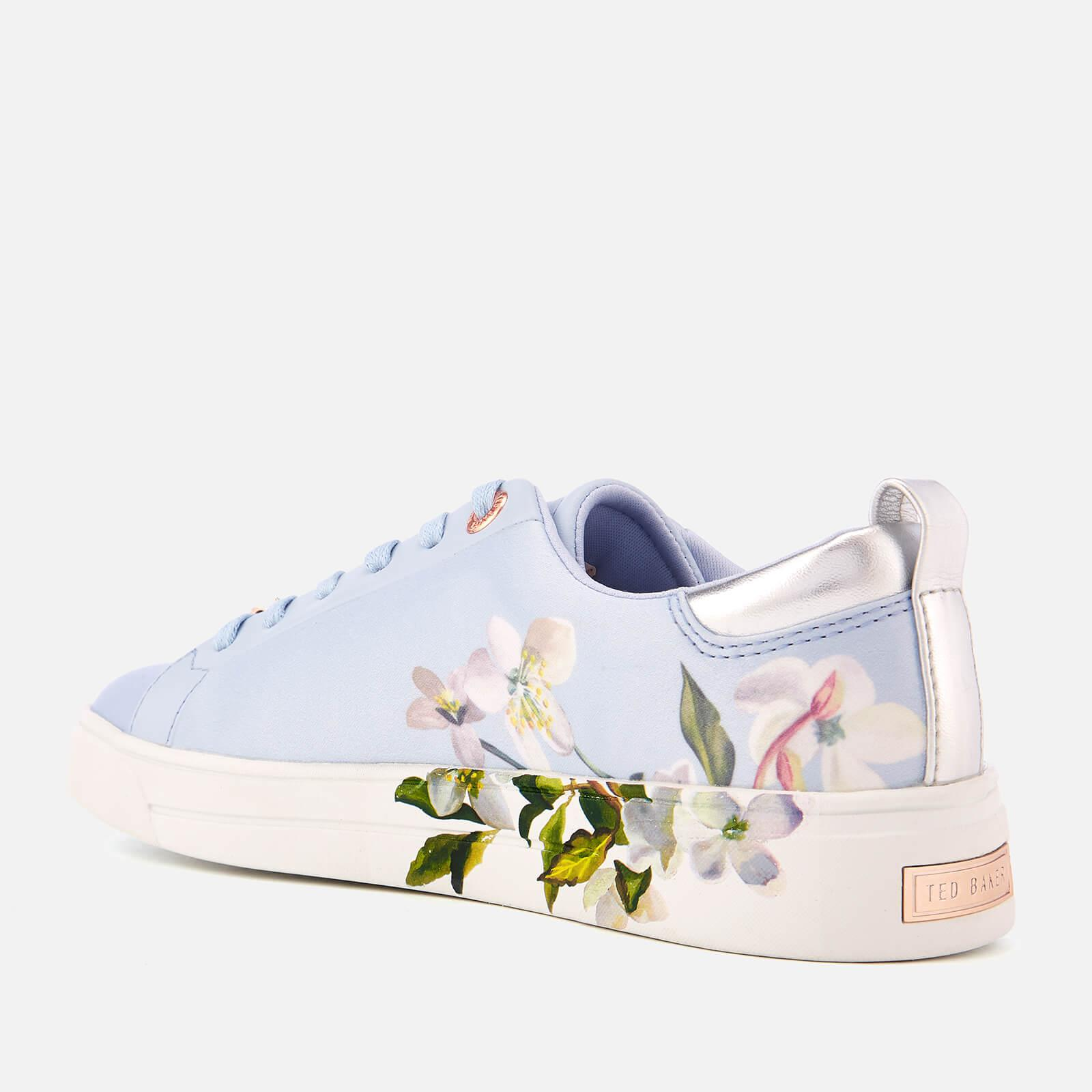 Ted Baker Lace Orosa Floral Low Top