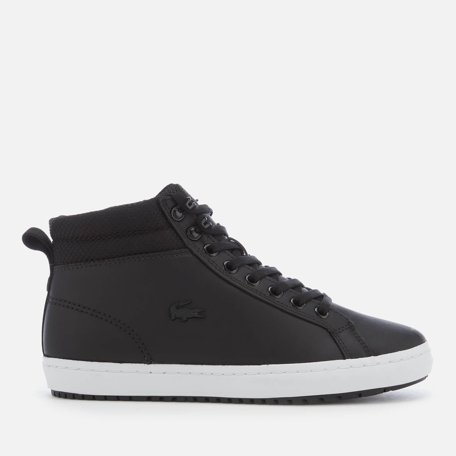 436a0ce1a Lacoste Straigthset Insulate C 318 1 Water Resistant Leather Chukka ...