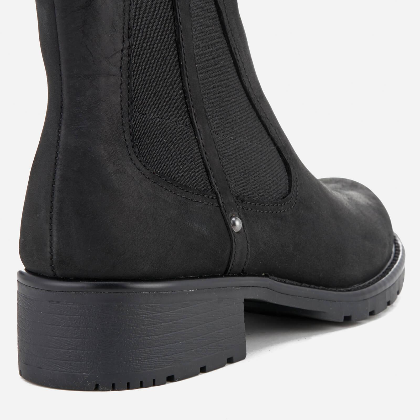 4ef3fd87e2f1 Clarks - Black Women s Orinoco Club Leather Chelsea Boots - Lyst. View  fullscreen