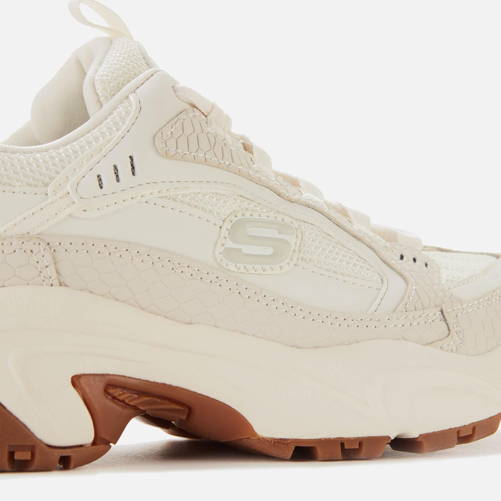 Stamina Classy Trail Trainers in White