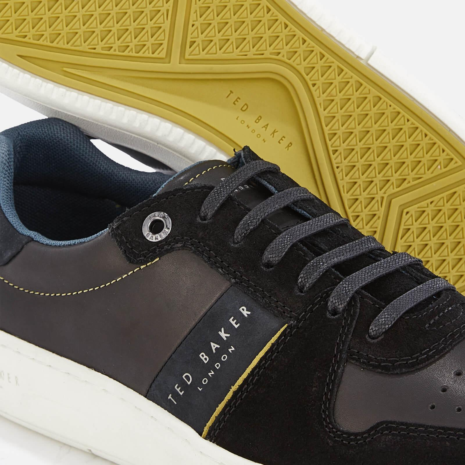 Ted Baker Maloni Suede Low Top Trainers