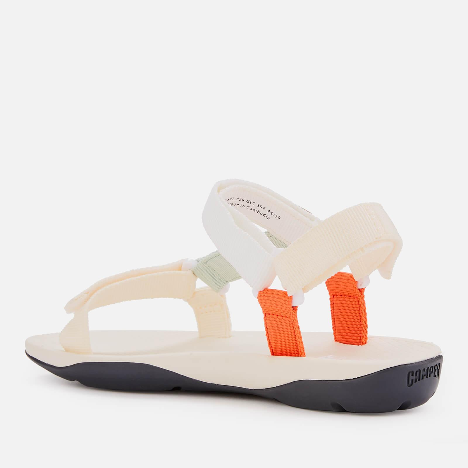 Camper Sporty Sandals in White - Lyst