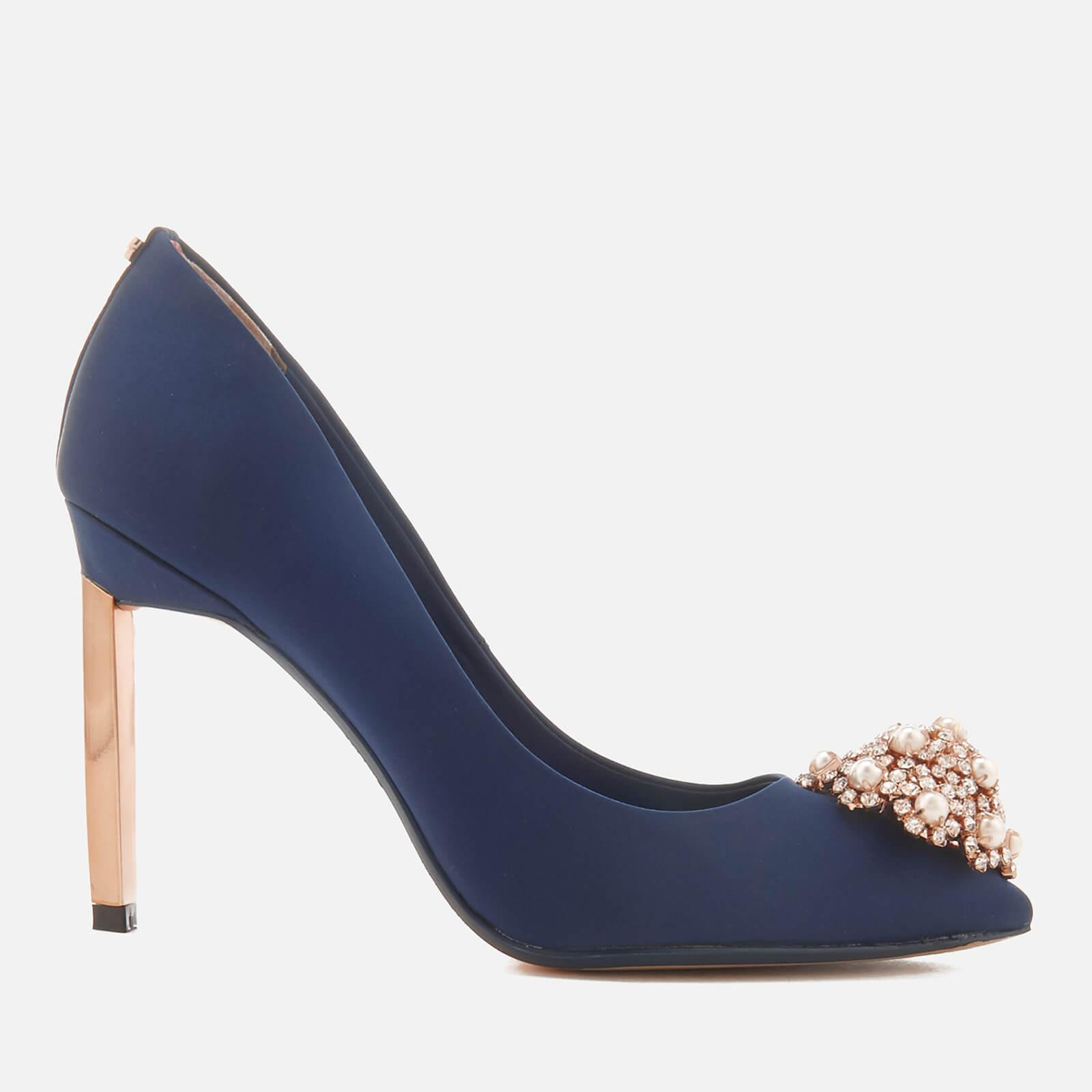 Ted Baker Peetch 2 Court Shoes In Blue Lyst