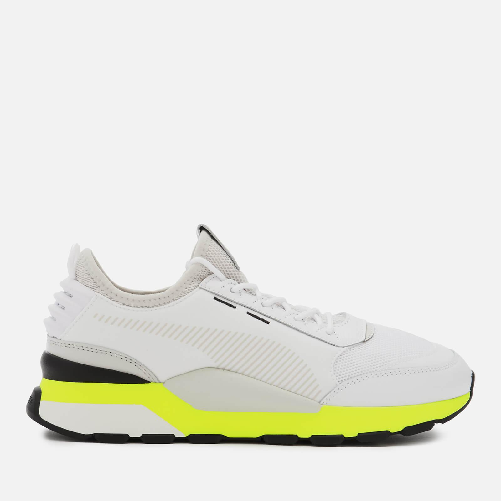 PUMA Rs-0 Tracks Trainers in White for