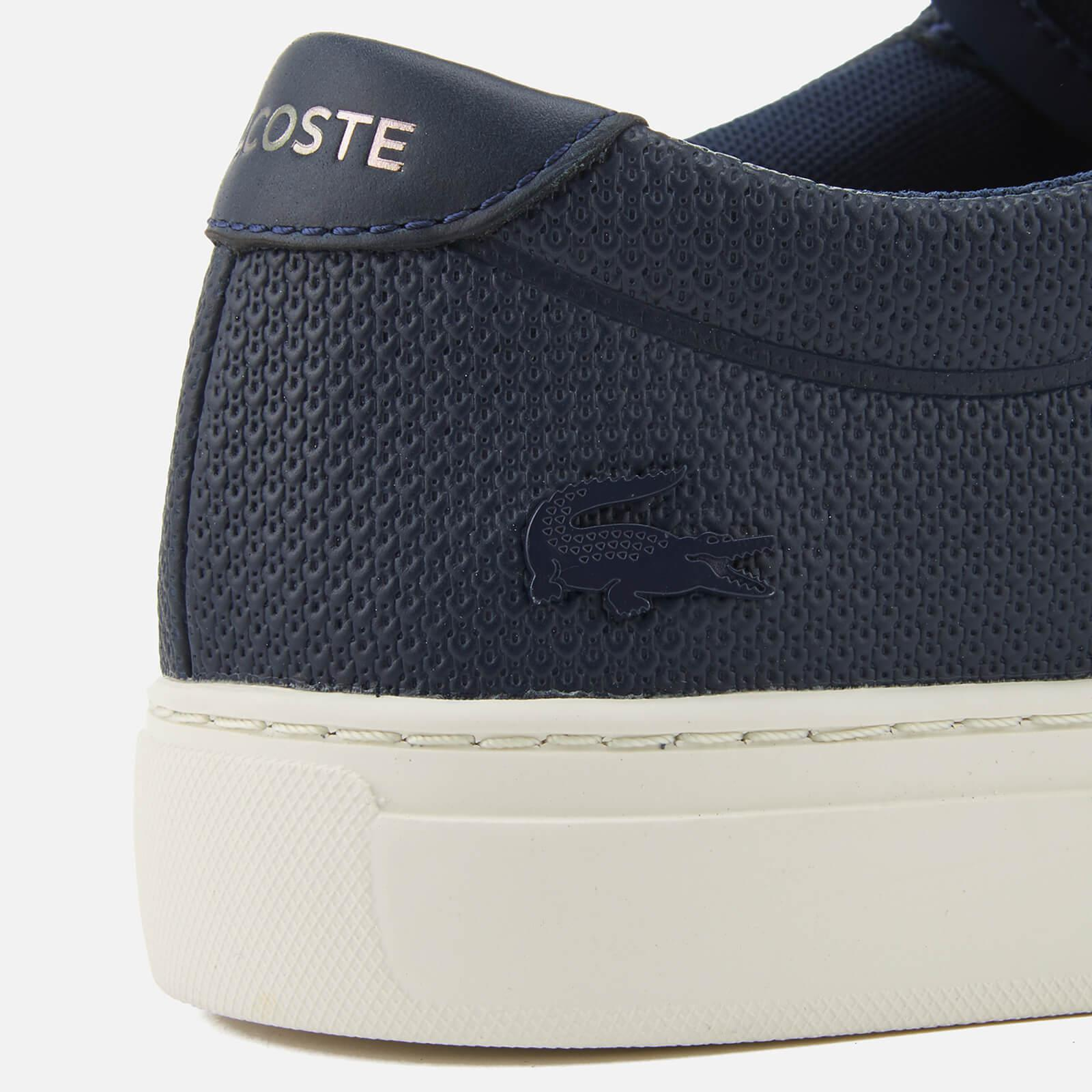 46dd770deba74 Lyst - Lacoste L.12.12 113 Leather Cupsole Trainers in Blue for Men