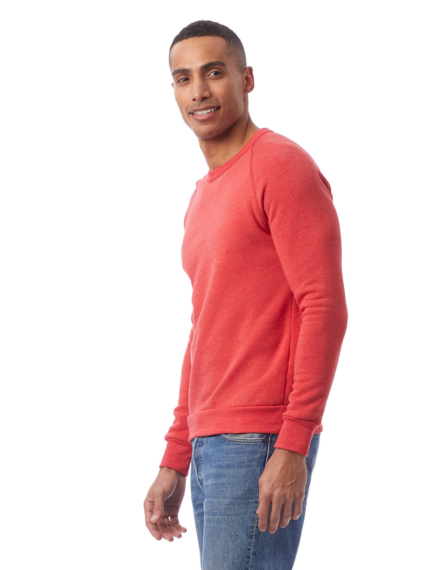 064abd142856 Lyst - Alternative Apparel Champ Eco-fleece Sweatshirt in Red for Men