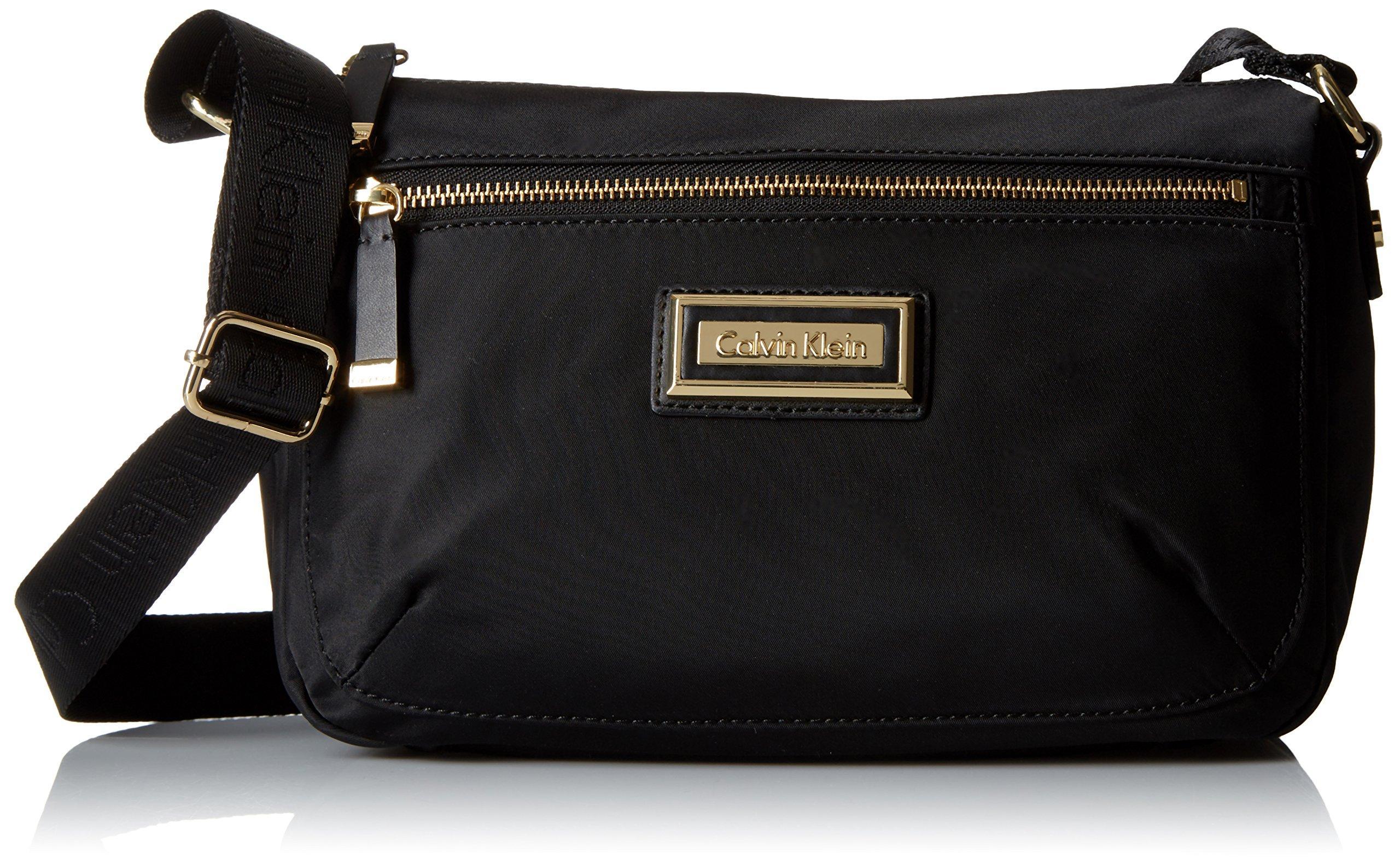Amazon.com: Calvin Klein Belfast Nylon Key Item Small