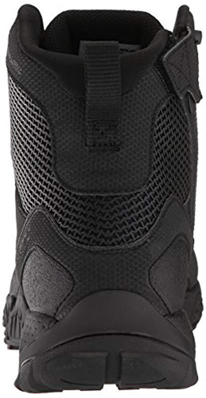 37bd3e6a98847c Under Armour - Black Valsetz Rts 1.5 With Zipper Military And Tactical Boot  for Men -. View fullscreen