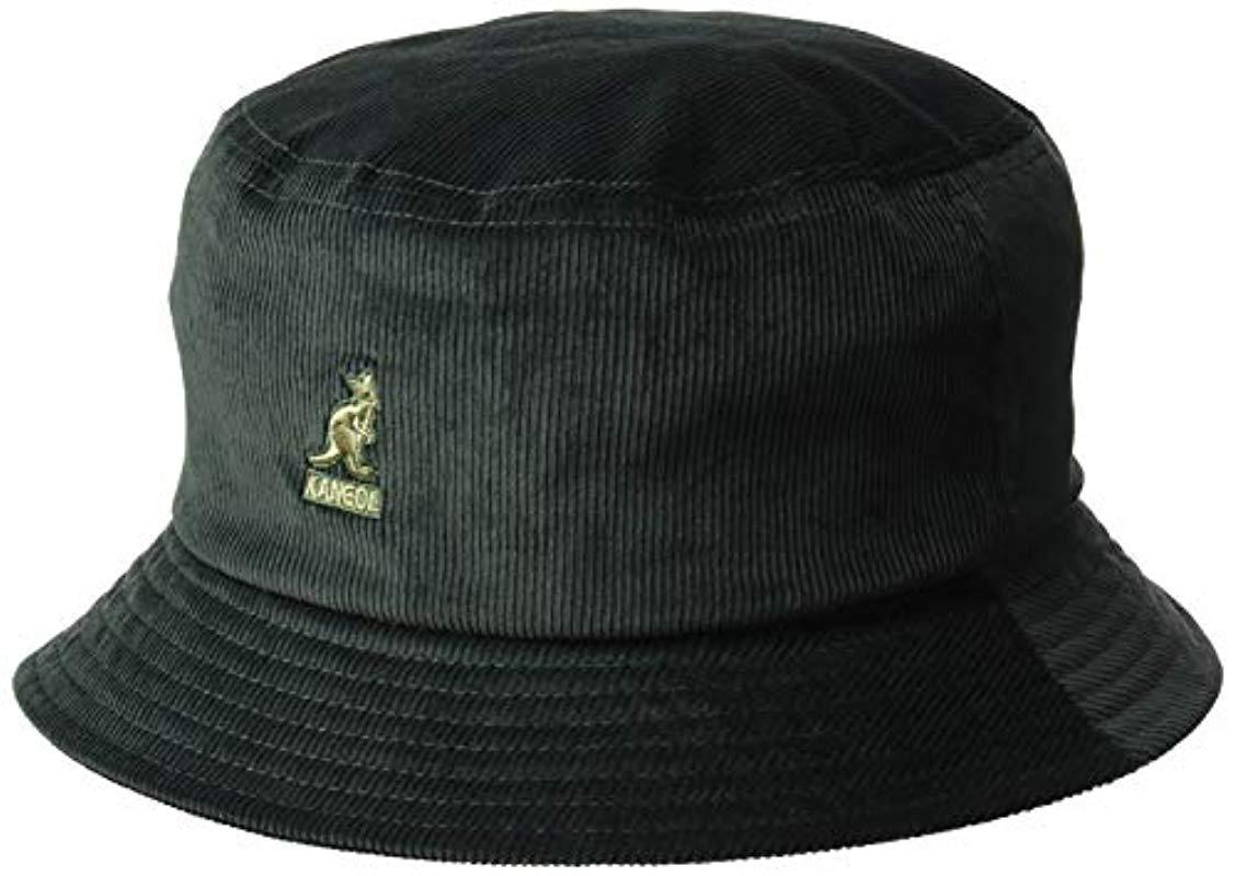 626868771 Kangol Multicolor Cord Bucket Hat for men