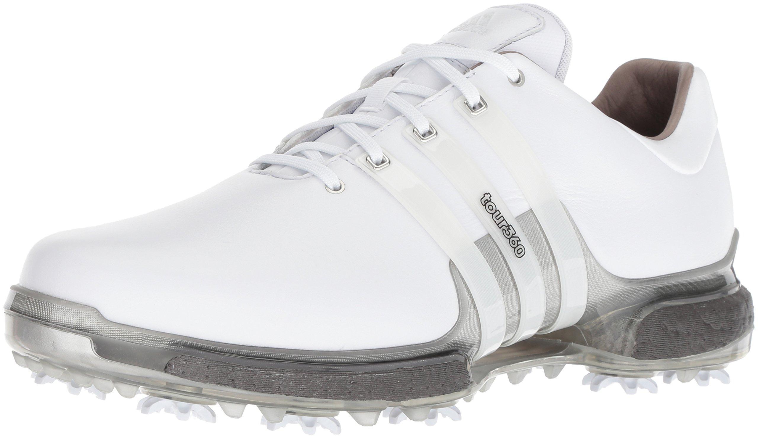 adidas Leather Tour 360 2.0 Golf Shoe