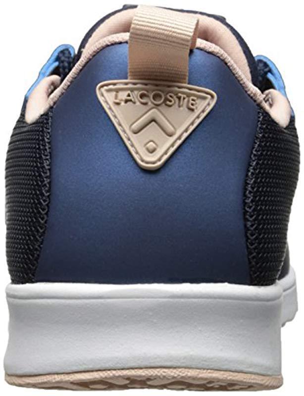 f799f6d8be2f7 Lyst - Lacoste L.ight R 217 3 Sneaker in Blue