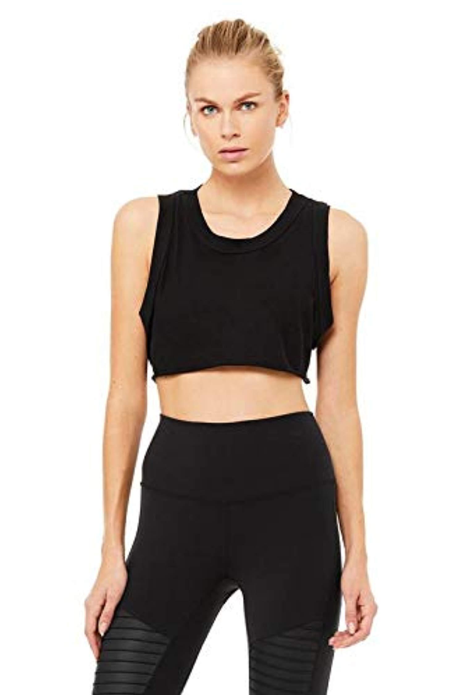 Details about  /Alo Yoga Women/'s Inspire Crop Tank Choose SZ//color