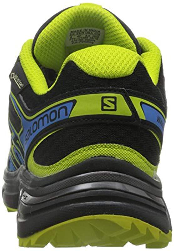 Yves Salomon Wings Flyte 2 Gtx Trail Runner in Green for Men