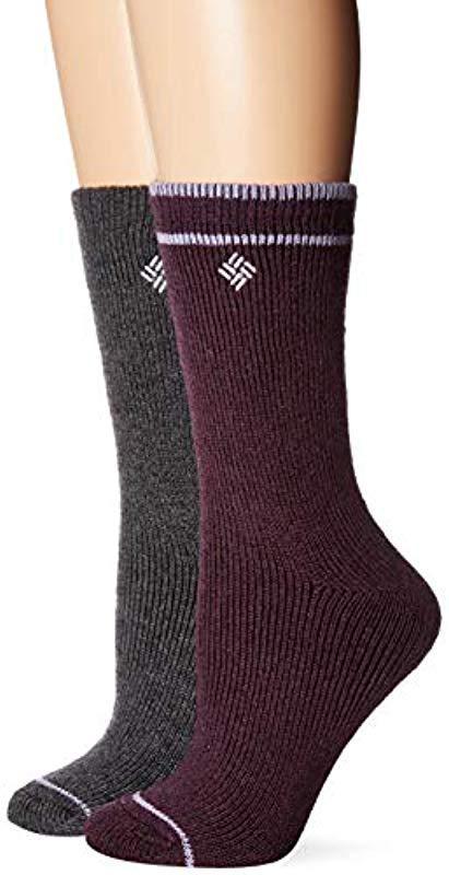 78962ebdc9 Lyst - Kenneth Cole 6 Pack Flat Knit Crew Socks in Black for Men