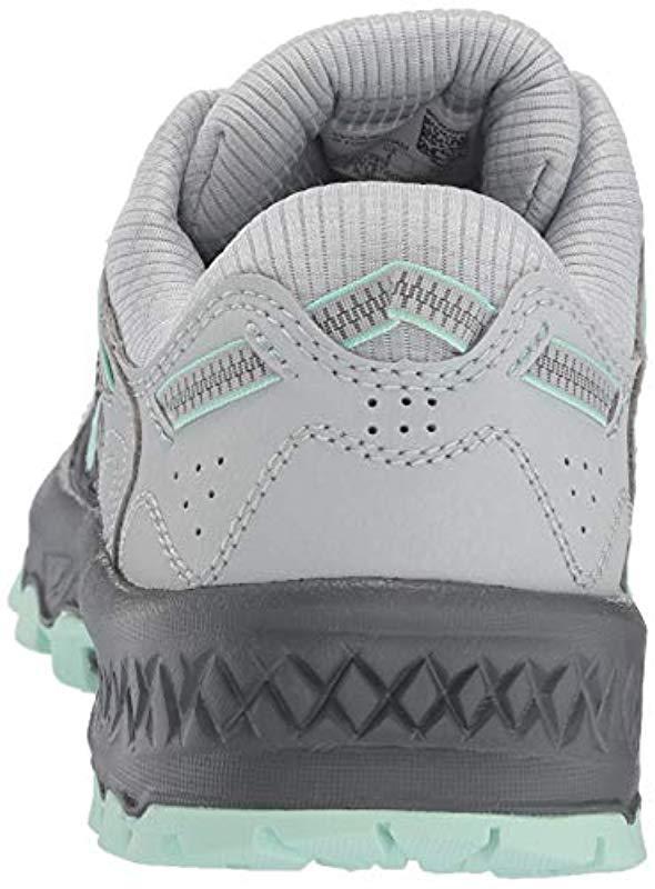 76460d0a0da0e Women's Gray Versafoam Excursion Tr13 Road Running Shoe