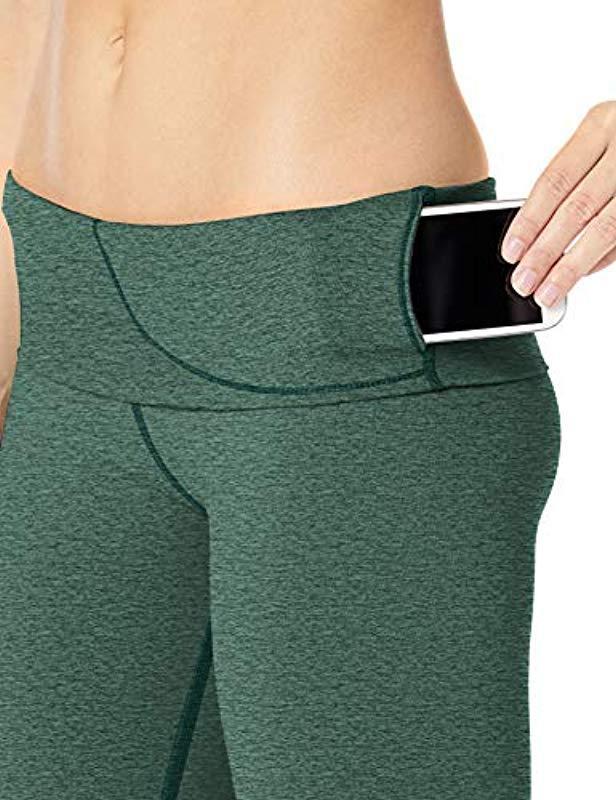 XS-3X Core 10 Womens CoreComfort High Waist Yoga Capri Legging 22 Brand