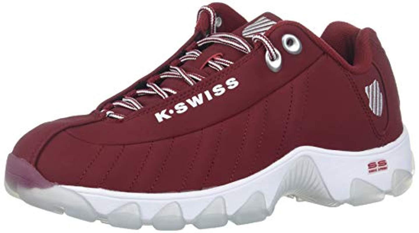 K-swiss Rubber St329 Cmf Sb Sneaker in