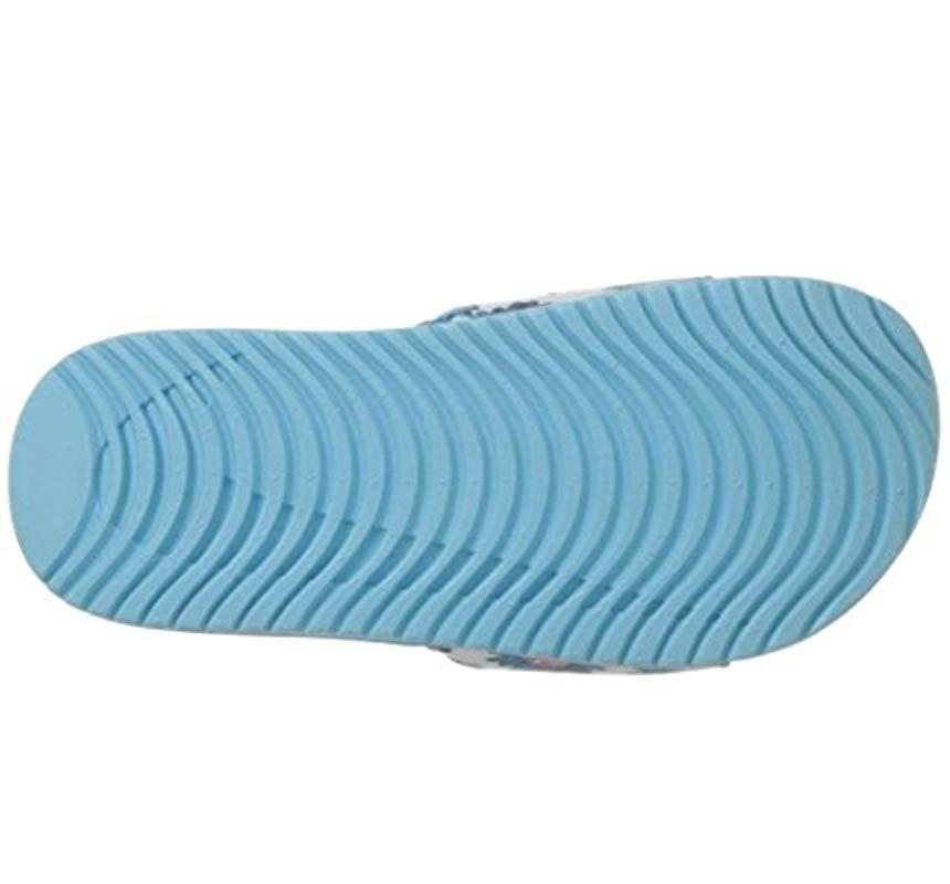 a1b22da14 Nike - Blue Kawa Slide Sandal - Lyst. View fullscreen