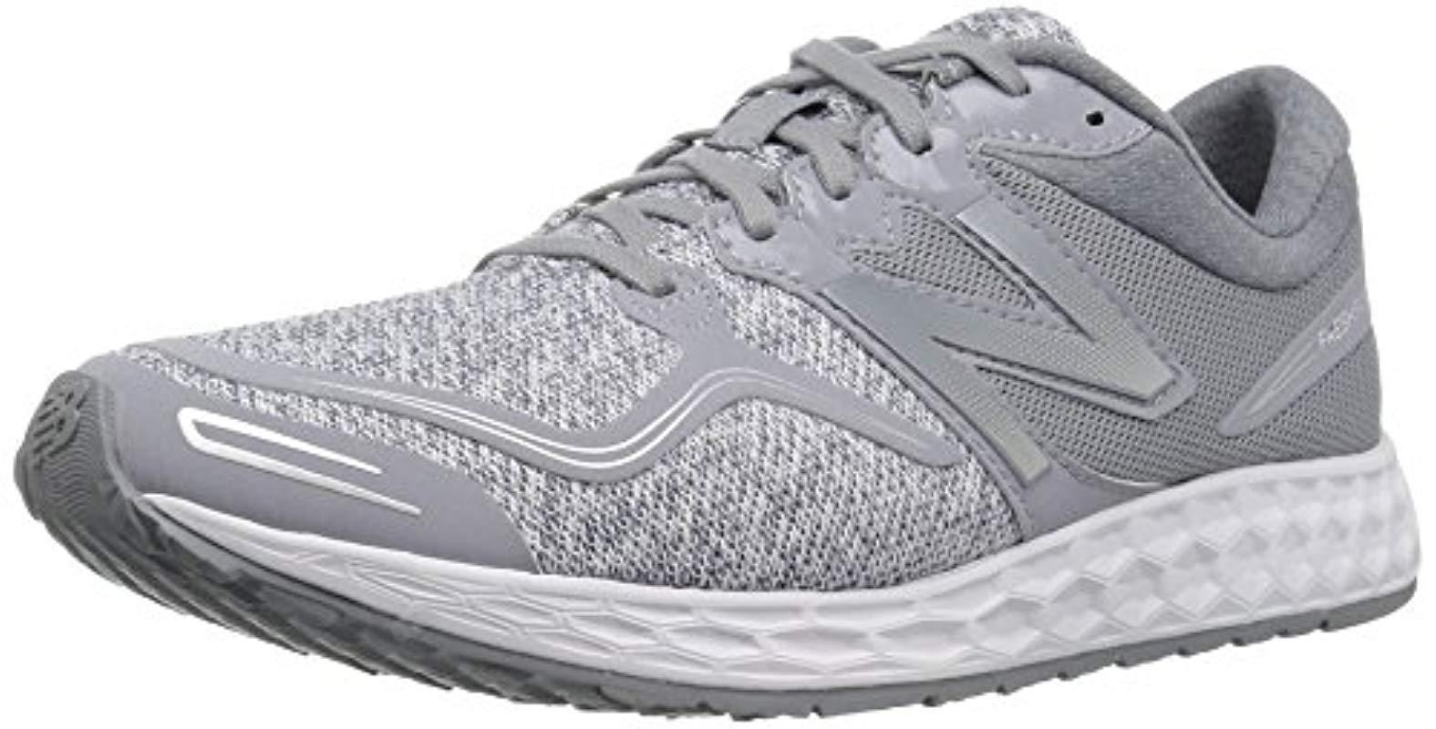 New Balance Fresh Foam Veniz V1 Running Shoe in Gray - Lyst
