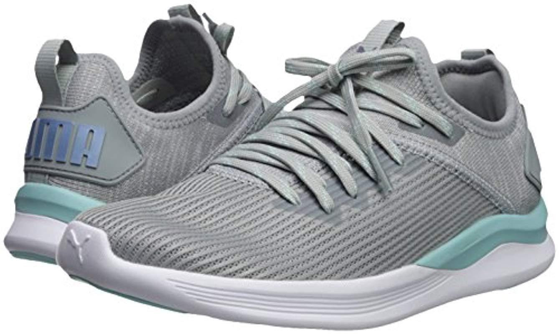 brand new 463c9 a787e Women's Ignite Flash Evoknit Stripped Wn Sneaker