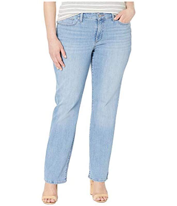 524df0355c9 Levi s. Blue Levi s(r) Plus 414 Classic Straight (soft Black) Women s Jeans