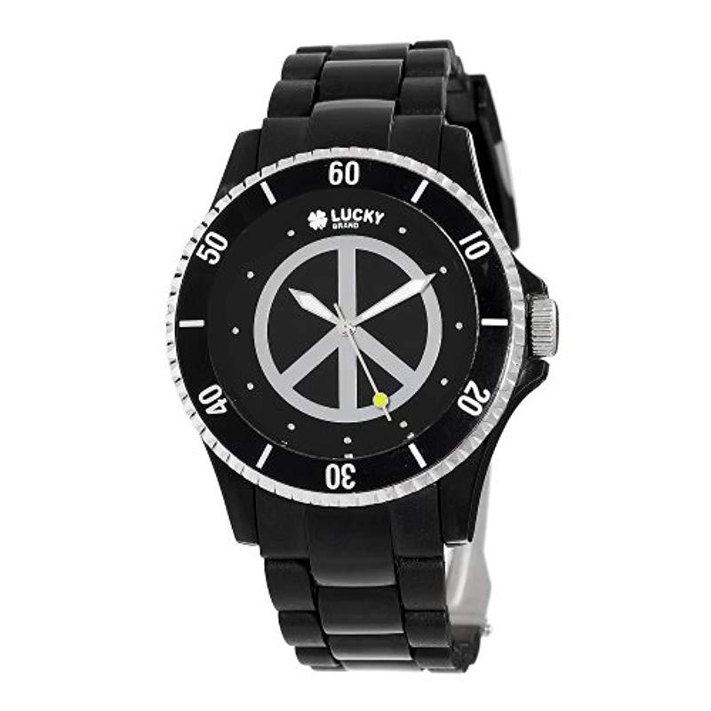 Lucky Brand Peace ️ Sign Watch | Lucky brand |Lucky Brand Peace Watch