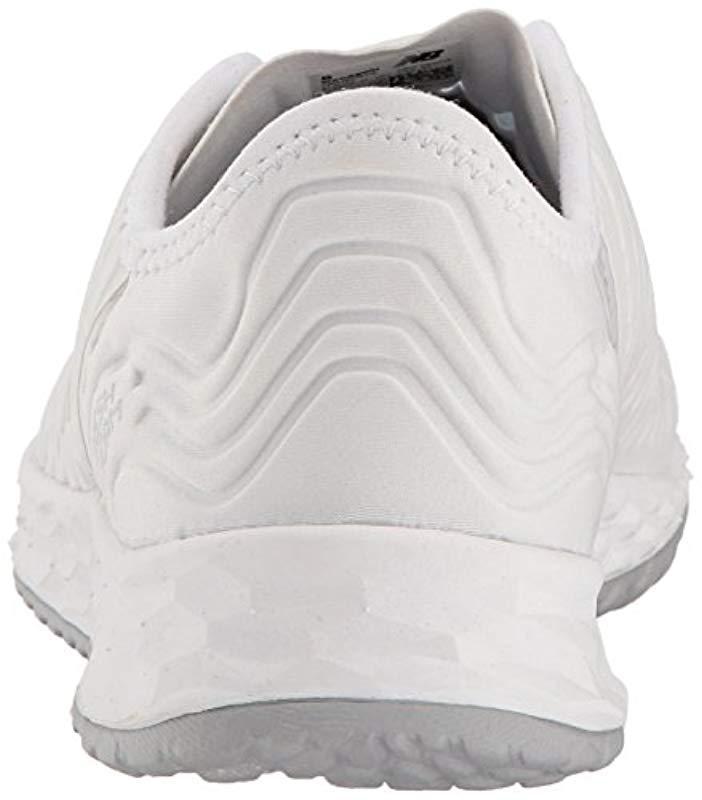 93c5a1b68e838 New Balance - White Fresh Foam Crush V1 Cross Trainer - Lyst. View  fullscreen