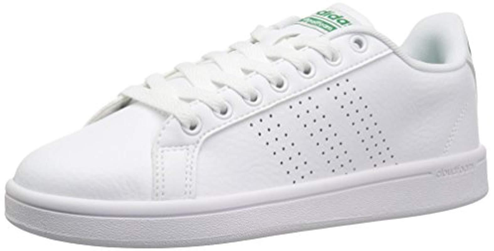 6477a811510a8 Lyst - adidas Originals Adidas Cloudfoam Advantage Clean Sneaker in ...