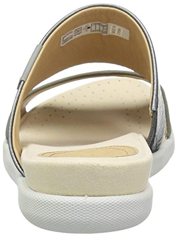 95ca49d0df Lyst - Ecco Damara Slide Ii Sandal - Save 20%