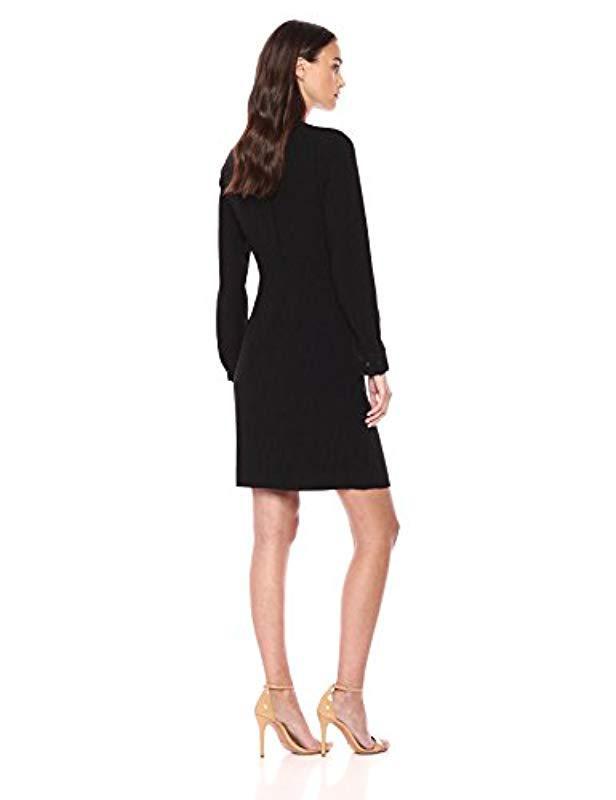 dfd60a6b0ad4 Elie Tahari Avrielle Dress in Black - Save 18% - Lyst