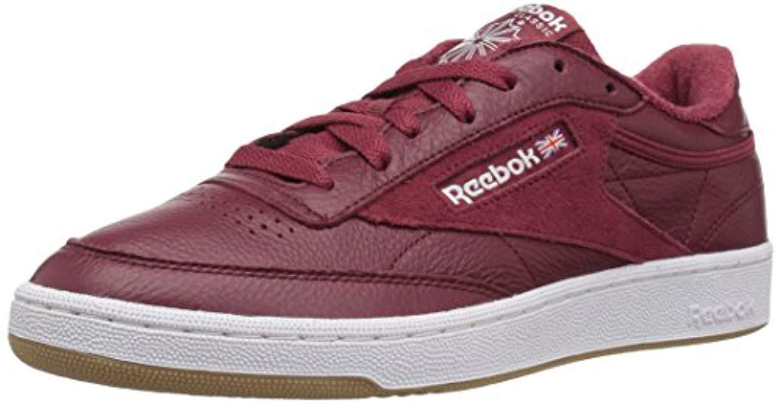0d984b633 Lyst - Reebok Club C 85 Estl Sneaker for Men