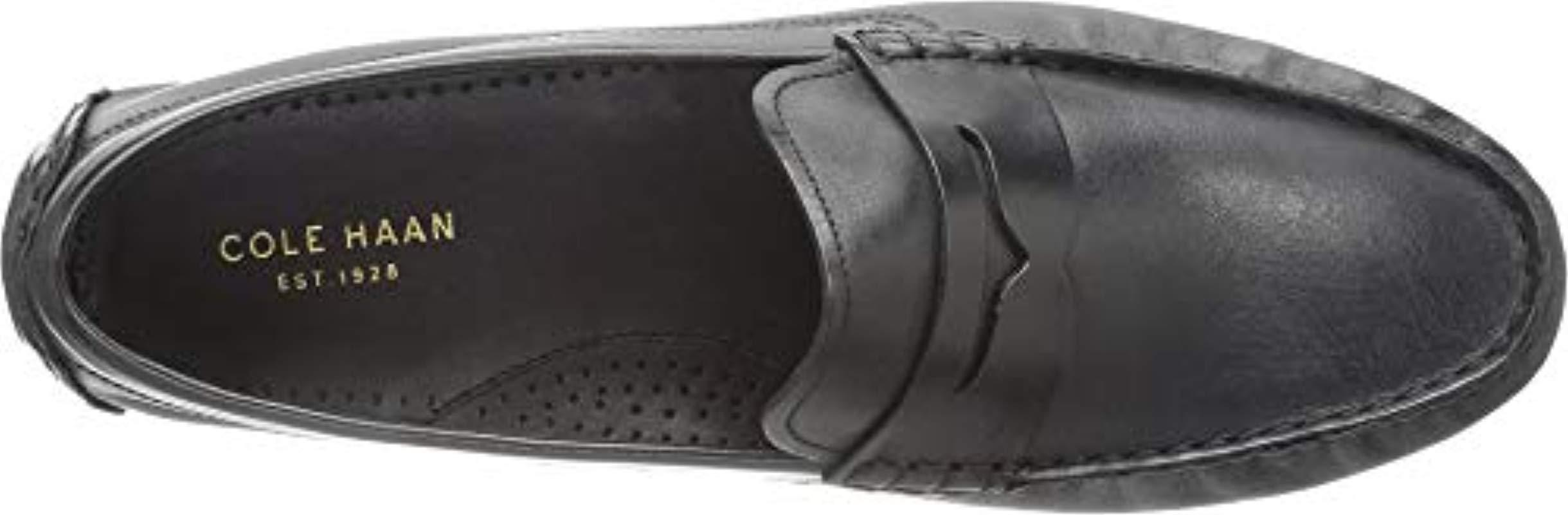 9f02bef59f4 Cole Haan - Black Rodeo Penny Driver - Lyst. View fullscreen